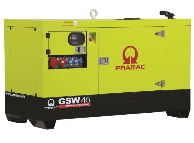 Agregat-PRAMAC-GSW-45-